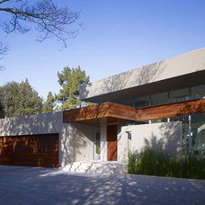 Contemporary Exterior by Matarozzi Pelsinger Builders