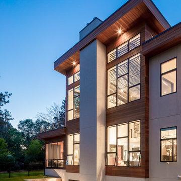Modern New Home - Ground Up