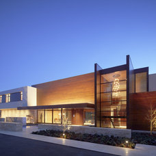 Modern Exterior by Lencioni Construction
