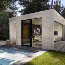 Modern Exterior by Bevan Associates