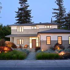 Contemporary Exterior by FGY Architects