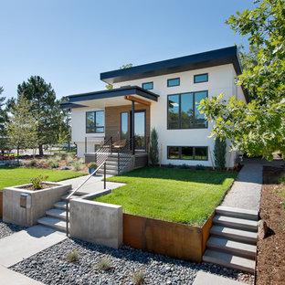 75 Most Popular Stucco Exterior Home Design Ideas For 2019