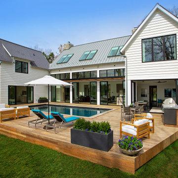 Modern River Farmhouse