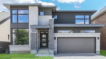 Modern Single Home