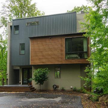 Modern SIP home