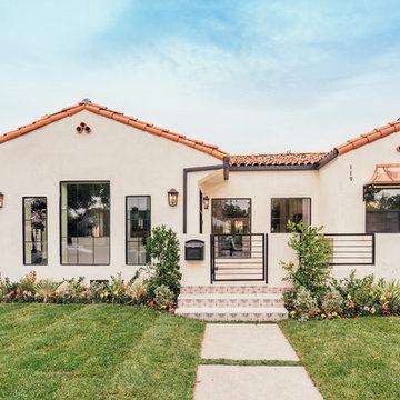 Modern Spanish Remodel West Hollywood