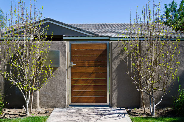 Contemporary Exterior by Pacific Garage Doors & Gates