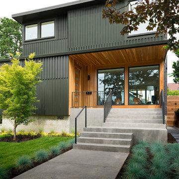 Modern Style Portland Home