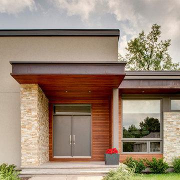 Modern Suburban Design