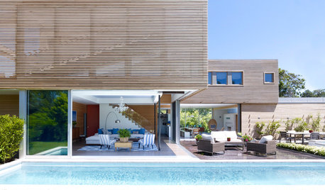 USA Houzz: Step Inside a Breezy Holiday House in the Hamptons