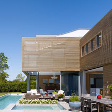 Contemporary Exterior by Austin Patterson Disston Architects