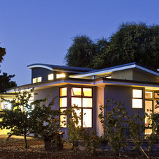 Modern Exterior by Noel Cross+Architects