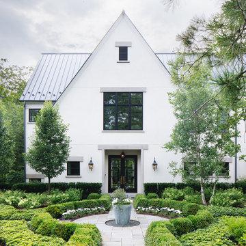 Modern Tudor - Glencoe, IL