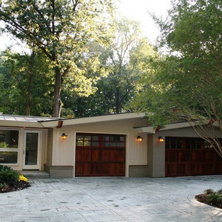 Inspiration for an exterior home remodel in DC Metro