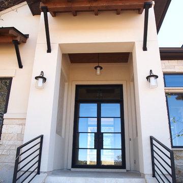 Modish Steel Doors & Windows