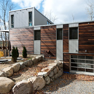 Modular Home in the Laurentians - IME Habitat
