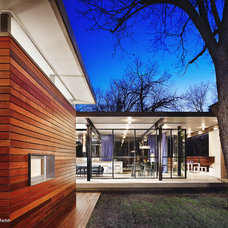 Modern Exterior by Baldridge Architects