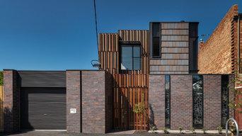 Monier Terracotta Tiles - Vertical Cladding