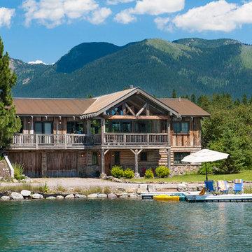 Montana Retreat Renovation