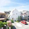 """Houzzbesuch: Das """"Haus wie ein weißer Berg"""" in Japan"""