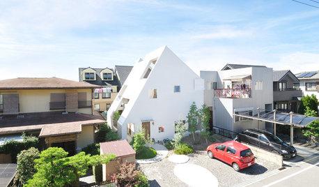 Casas Houzz: Diseñada para rozar el cielo con los dedos