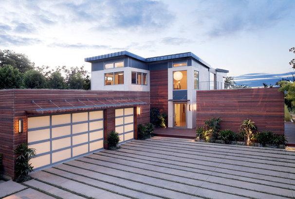 Contemporary Exterior by Maienza - Wilson Interior Design + Architecture