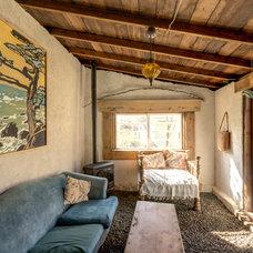 Rustic Exterior by Viva Garden and Interior Design