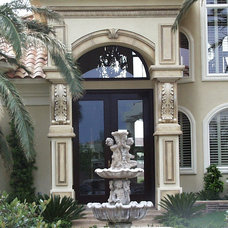 Mediterranean Exterior by Realm of Design