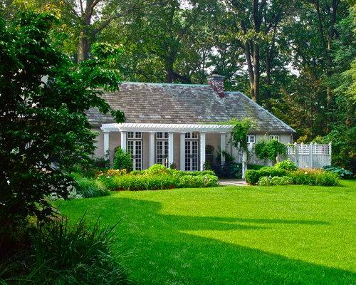 Front Porch Pergola Home Design Ideas Pictures Remodel