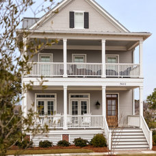 Traditional Exterior by Dempsey Hodges Construction