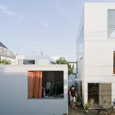 Contemporary Exterior Moriyama House