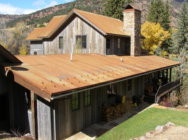 Rustic Exterior by Timothy F. White