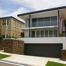 Contemporary Exterior by Look Design Group P/L