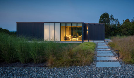 Tour an Atmospheric, Minimalist Landscape in the Hudson Valley