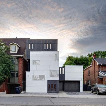 Mount Pleasant House - Exterior