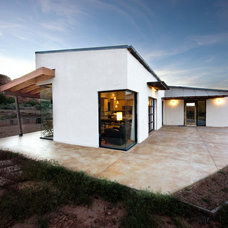 Modern Exterior by Steve Gates Architect