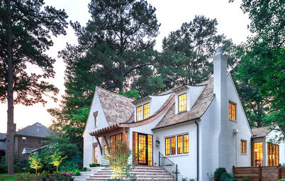 Houzz Tour: A Storybook House for the Neighborhood