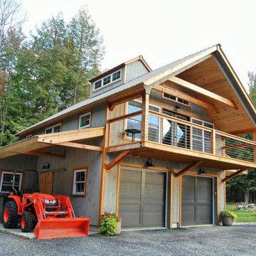 Mountain Carriage House