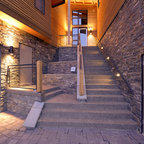 Canmore Colossal Collaboration Rustic Exterior