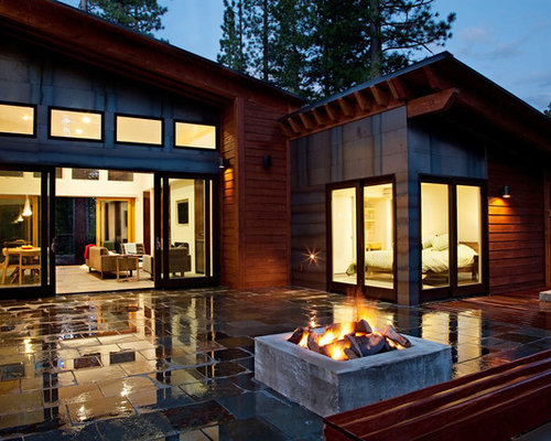 fire places exterior design ideas renovations photos