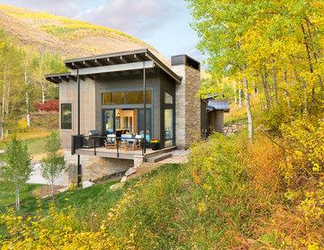 Mountain Modern Retreat