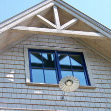 Traditional Exterior by By Design