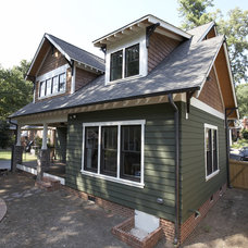 Craftsman Exterior by James Hardie Building Products