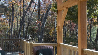 Mountain Timber Frame