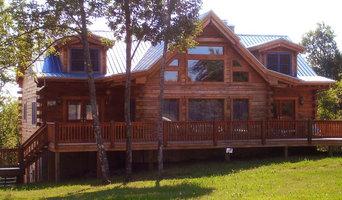 Mountain View Log Home Kit