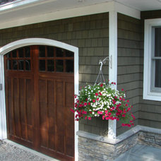 Traditional Exterior by Cedar Shingles Direct