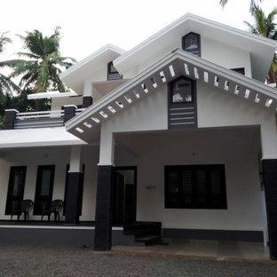 Mr. Renjith's villa at Ramanattukara, Calicut