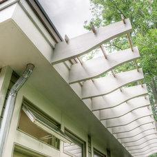 Traditional Exterior by Buckminster Green LLC