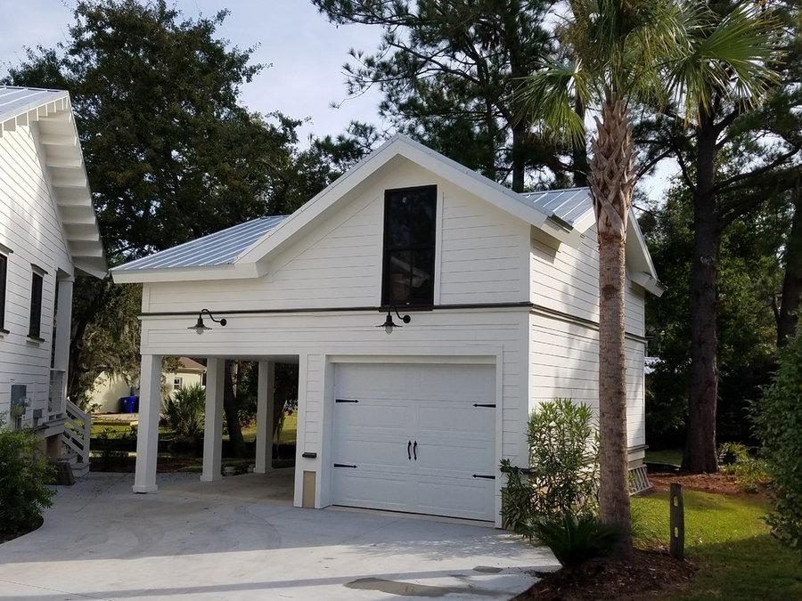 Mt. Pleasant, SC (Wakendaw Lakes Subdivision) Custom New Home