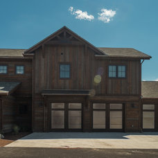 Traditional Exterior by Montana Timber Products